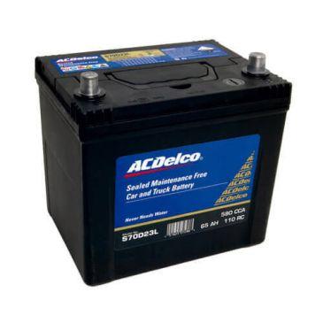 AC Delco Battery(151)-NS40ZLMF