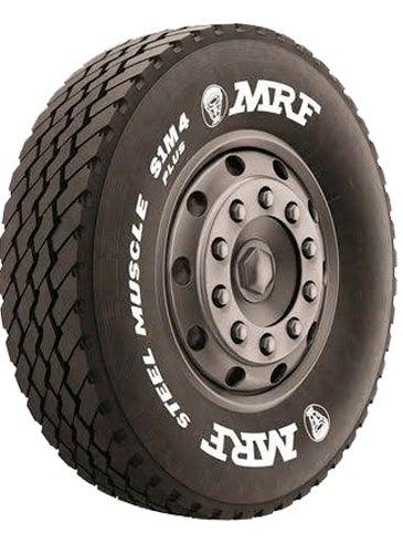 MRF 750 R16 14PR Steel Muscle S1M4 Plus 2019